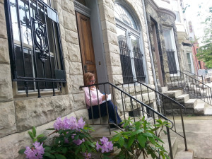 Writing at Gertrude Stein's House
