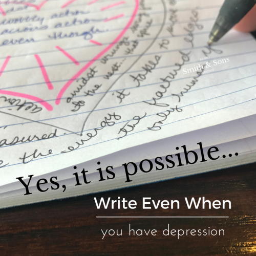 How to Make Writing More Fun & Effective (Even if You Have Depression)